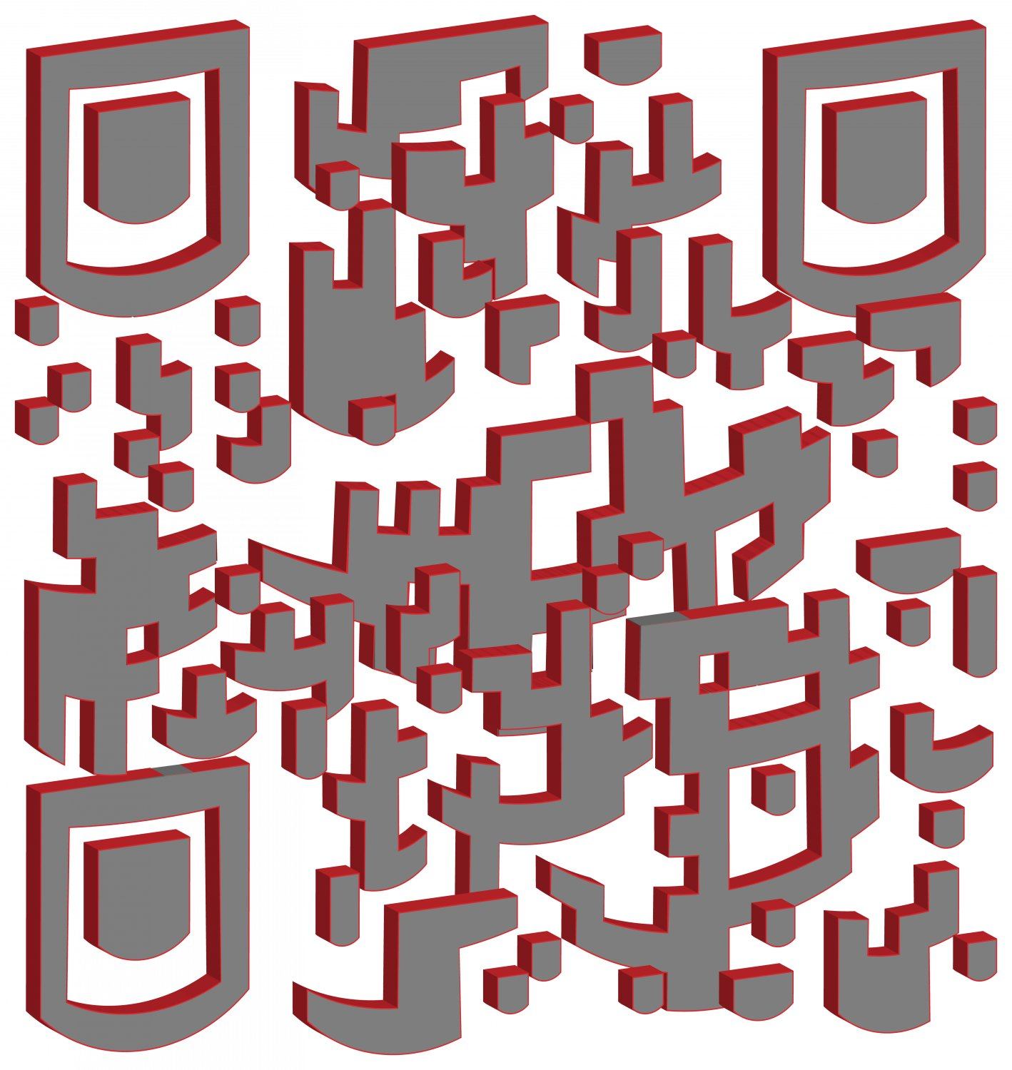 - A little bit of curving action turns this QR code into Sanskrit. -  - Art and the Zen of QR Codes - QaRt - making art from QR codes. - - art  - photography - by Tony Karp