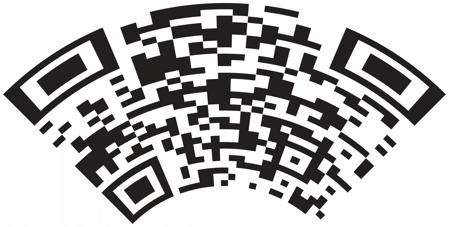 - Your QR code should be flexible. -  - Art and the Zen of QR Codes - QaRt - making art from QR codes. - - art  - photography - by Tony Karp