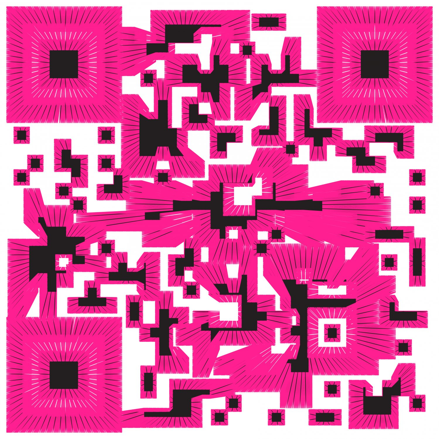 - This QR code was originally designed for marking PC boards. -  - Art and the Zen of QR Codes - QaRt - making art from QR codes. - - art  - photography - by Tony Karp