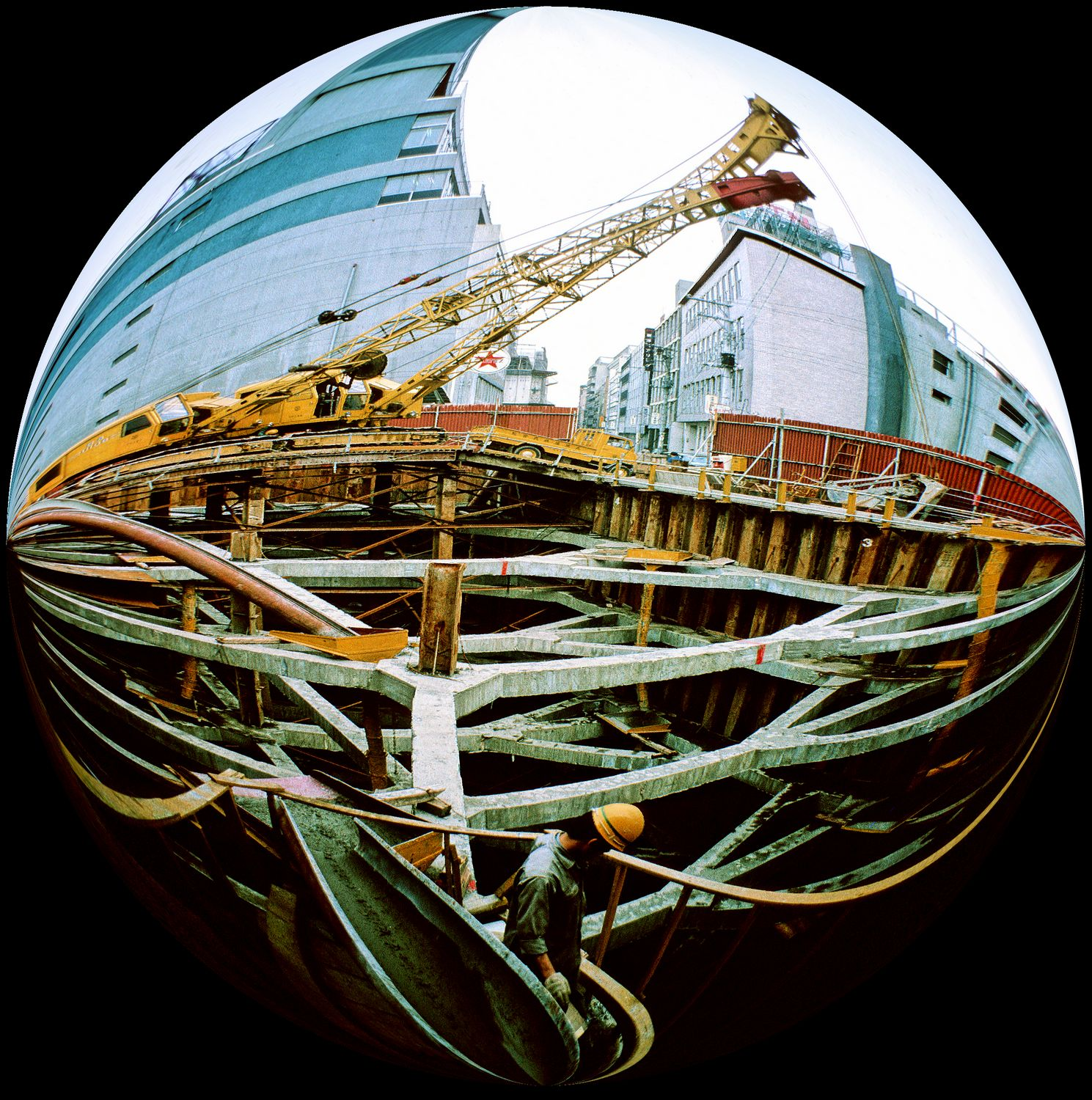 - The building bubble in Tokyo  - Bubble Pictures - made with Wilkington-Smythe